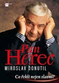 Miroslav Donutil Pan Herec