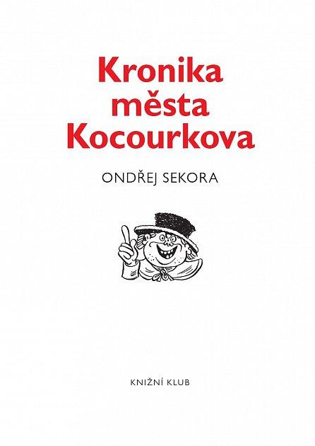 Náhled Kronika města Kocourkova