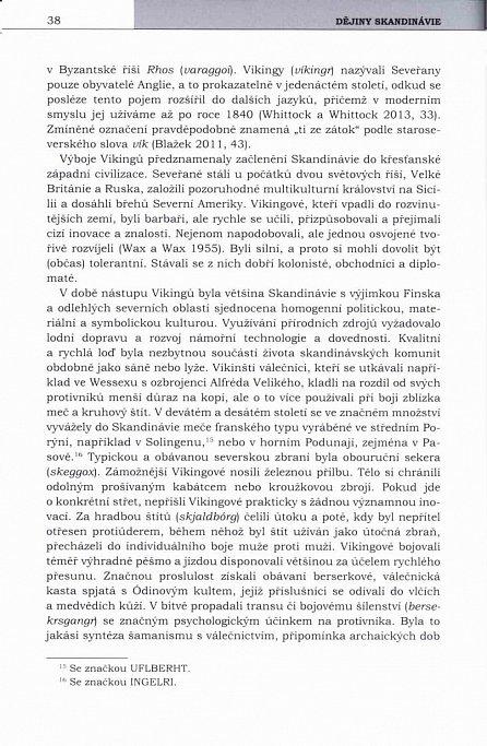 Náhled Dějiny Skandinávie