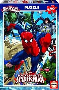 Puzzle Ultimate Spider-man 500 dílků
