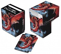 Demon Dragon Deck Box by Mauricio Herrera