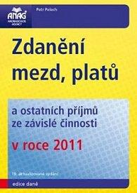 Zdanění mezd, platů v roce 2011