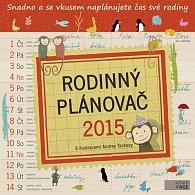 Rodinný plánovač 2015