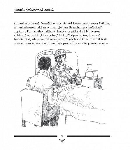Náhled Pachatel neznámý - Případy k rozlousknutí