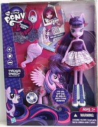 My Little Pony Equestria girls s poníkem