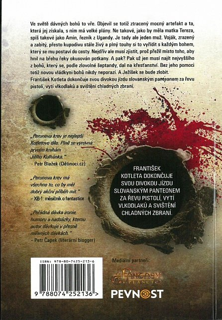 Náhled Perunova krev II.