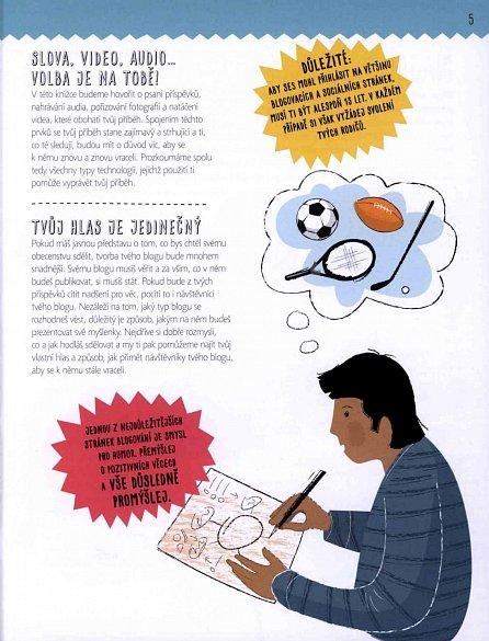Náhled Jak se naučit blogovat a vlogovat v 10 krocích