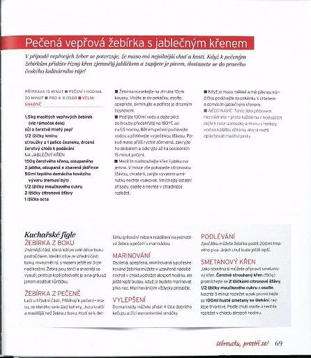 Náhled Ubrousku, prostři se! aneb 112 jídel, která milujeme (Edice Apetit)