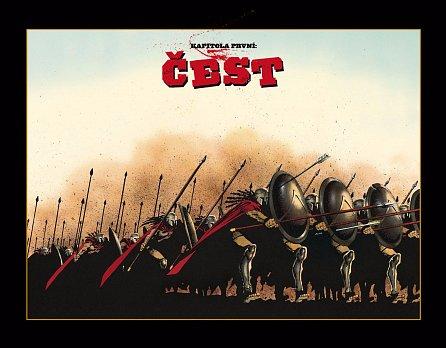 Náhled 300: Bitva u Thermopyl