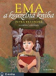Ema a kouzelná kniha (E-KNIHA)