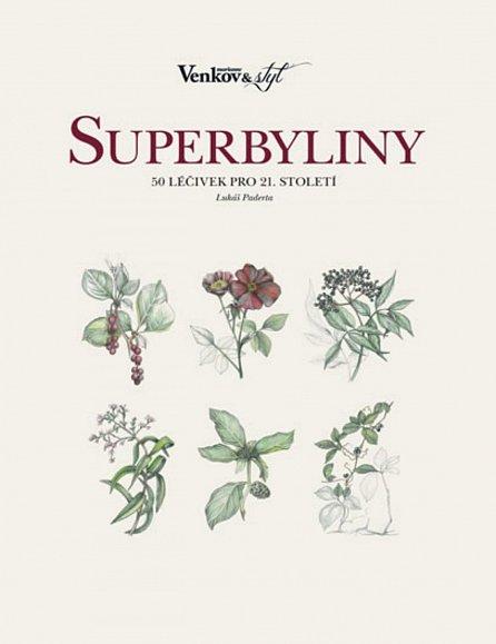 Náhled Superbyliny - 50 léčivek pro 21. století