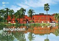Kalendář 2014 - Bangladesh - nástěnný