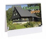 Chalupy 2010 - stolní kalendář