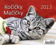 Kalendář stolní 2013 MiniMax - Kočičky