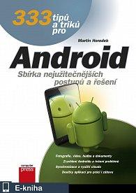 333 tipů a triků pro Android (E-KNIHA)