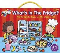 Co je v lednici ?
