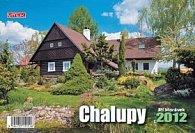 Kalendář 2012 - Chalupy - týdenní stolní