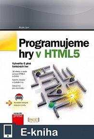 Programujeme hry v HTML5 (E-KNIHA)