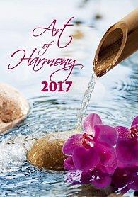 Kalendář nástěnný 2017 - Art of Harmony