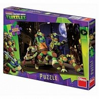 Puzzle 300XL Želvy Ninja