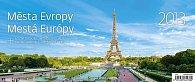 Kalendář stolní 2013 - Města Evropy