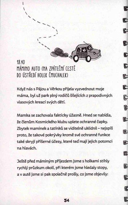 Náhled Majda Čmuchalová - Velký vlasový poprask