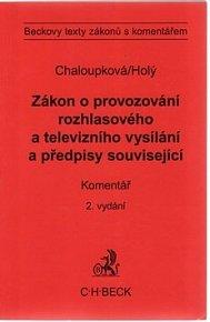 Zákon o provozování rozhlasového a televizního vysílání a předpisy související