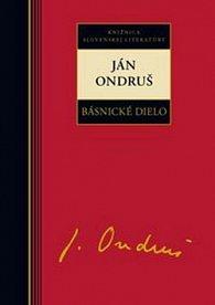 Ján Ondruš Básnické dielo