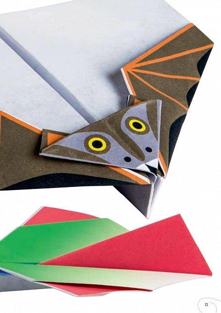 Náhled Letadélka z papíru
