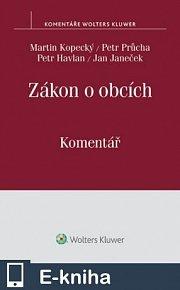 Zákon o obcích (č. 128/2000 Sb.) Komentář (E-KNIHA)