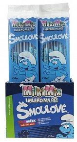 MilkiMix Šmoulové 6ks Šmoulí