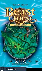 Zefa, zákeřná krakatice - Beast Quest (7) (E-KNIHA)