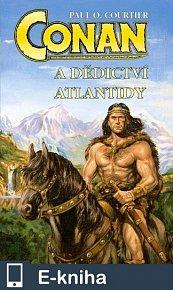 Conan a dědictví Atlantidy (E-KNIHA)