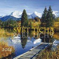 Svět ticha - nástěnný kalendář 2014