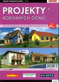 Projekty Rodinných domů 2009 Jaro/Léto