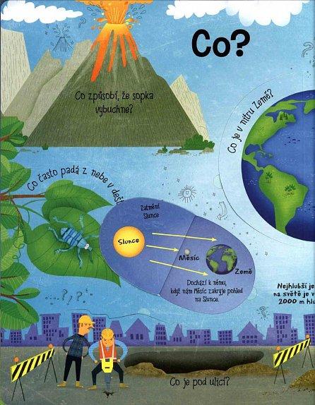 Náhled Otázky a odpovědi z našeho světa - Podívej se pod obrázek