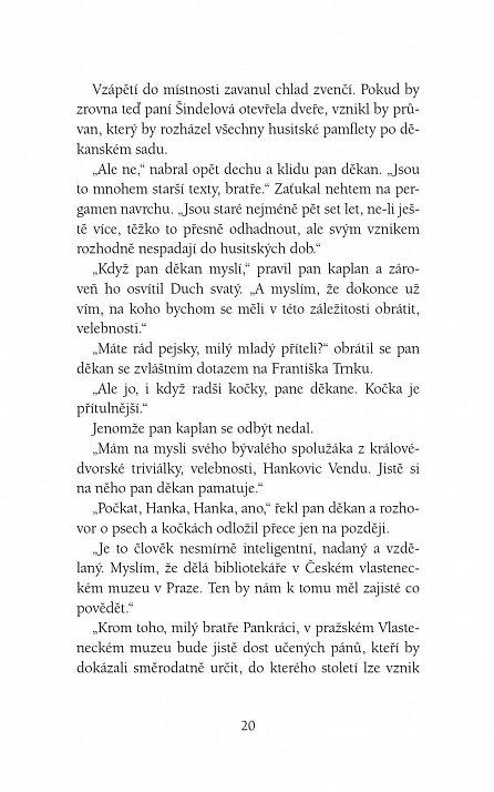 Náhled Skandál století - Václav Hanka a první dějství rukopisné aféry