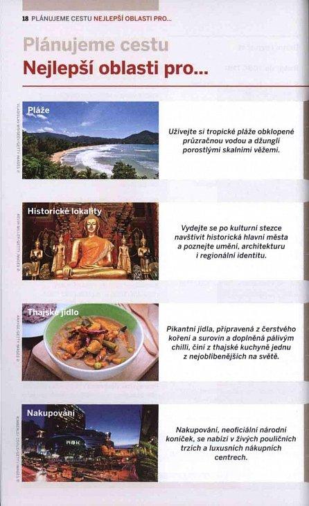 Náhled Poznáváme Thajsko - Lonely Planet