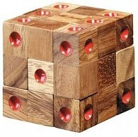 Hlavolam Domino Cube 3v1