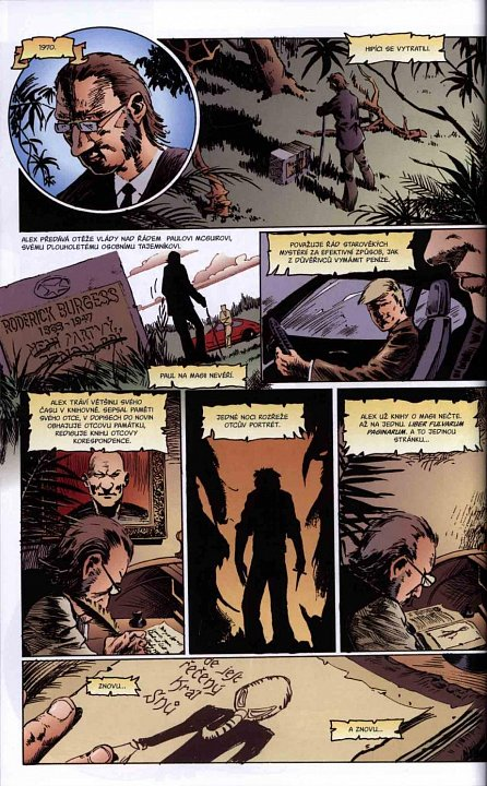 Náhled Sandman 1 - Preludia a Nokturna
