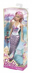 Barbie mořská panna měnitelné prvky