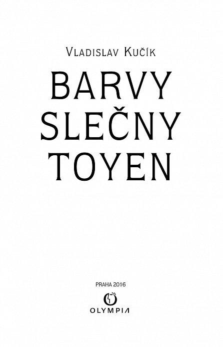 Náhled Barvy slečny Toyen
