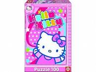 Puzzle Hello Kitty 100d