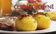 Česká kuchyně 2016 - stolní kalendář