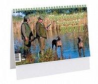 Myslivecký kalendář 2011 - stolní kalendář