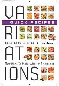 Variation Cookbook: Quick Recipes