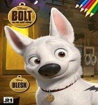 Bolt - omalovánka