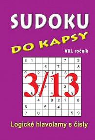 Sudoku do kapsy 3/2013 (fialová)