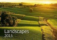Kalendář nástěnný 2013 - Landscapes