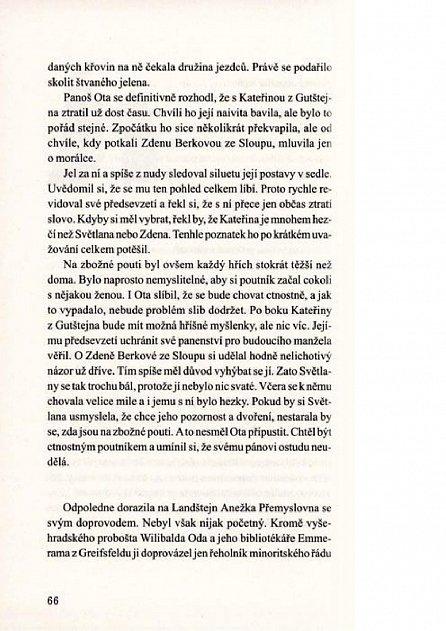 Náhled Tajemství abatyše z Assisi - Hříšní lidé Království českého
